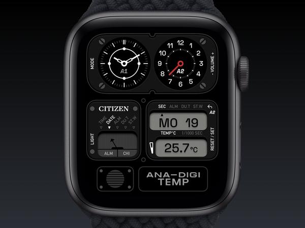 Citizen Watch Face