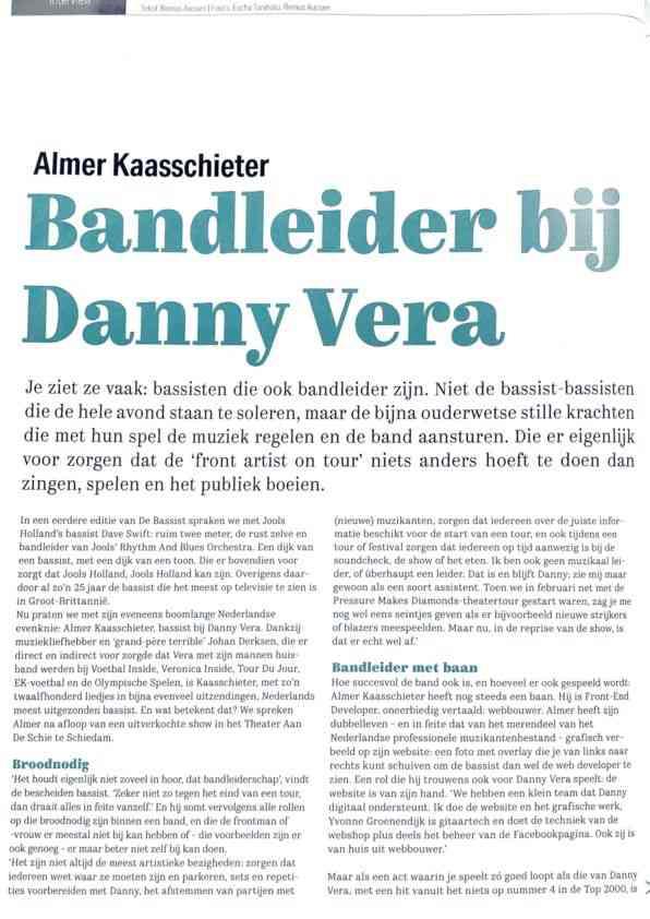 DV Bassist april20
