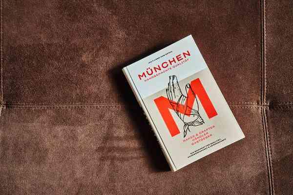 Munich City Guide | Book cover