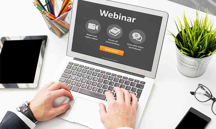 The Guide to Running Successful Lead Generation Webinars