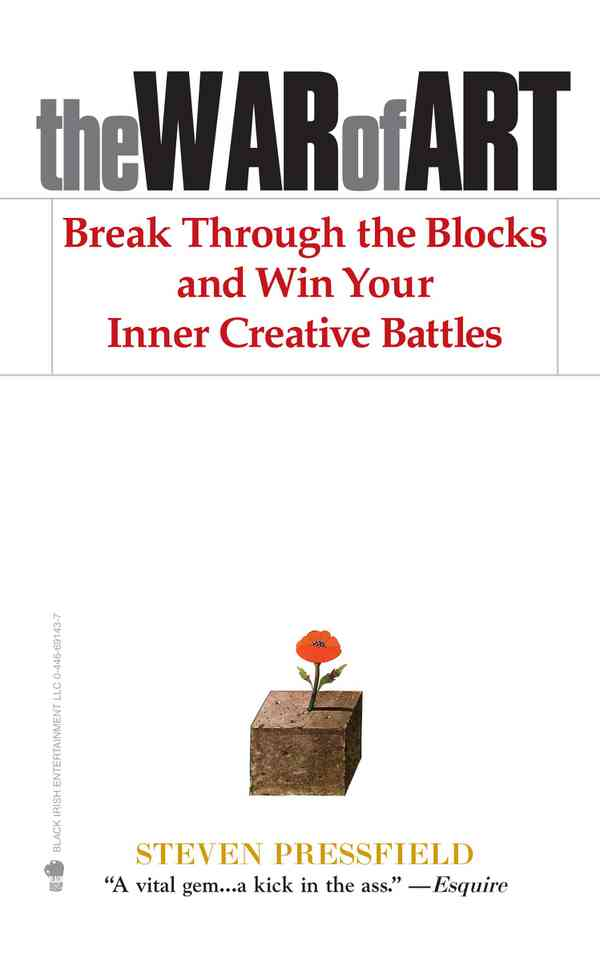 The War of Art: Break Through the Blocks and Win Your Inner Creative Battles: Amazon.co.uk: Steven …