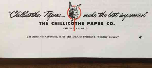 Chillicothe Papers logo