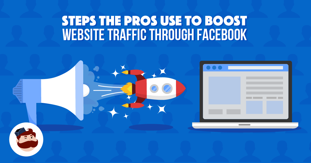 4 Ways to Skyrocket Organic Reach and Site Traffic using Facebook