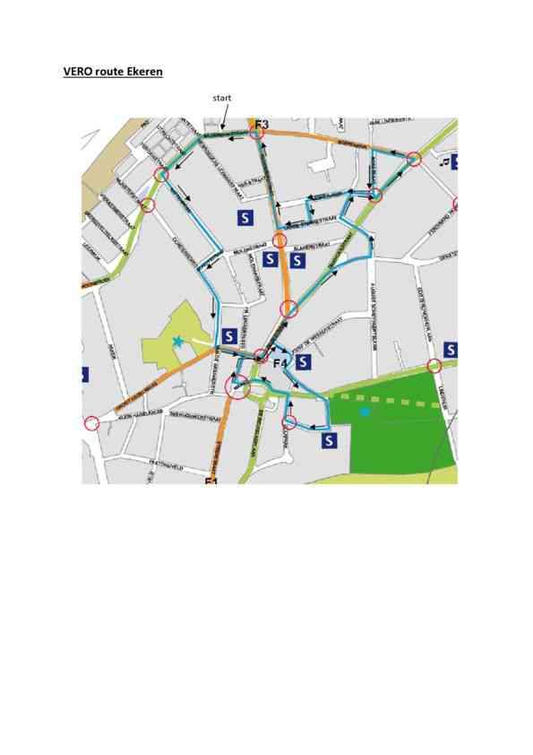 vero-route Ekeren