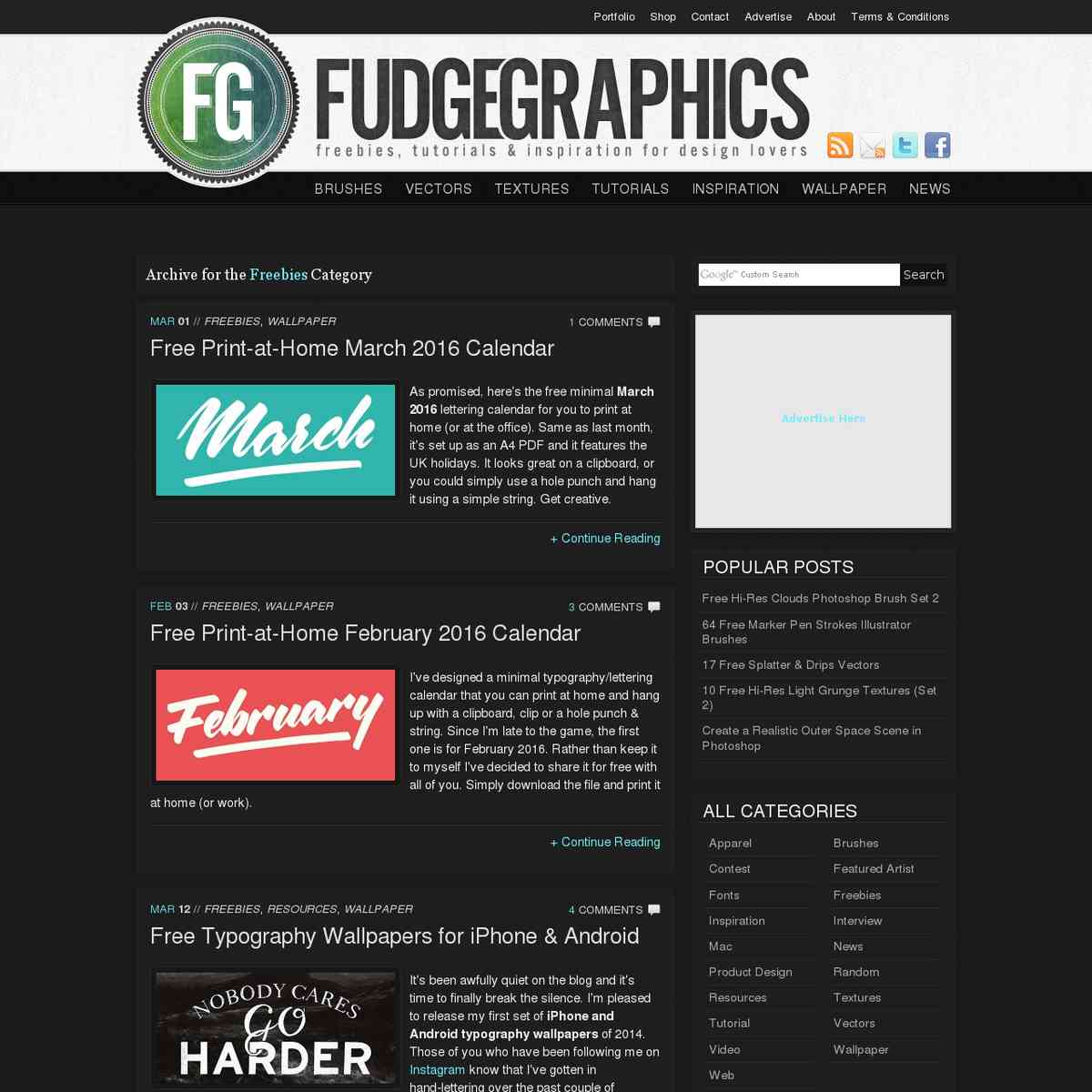 Freebies | Fudgegraphics | for lovers