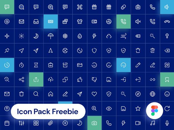 Freebie SWM Icon Pack