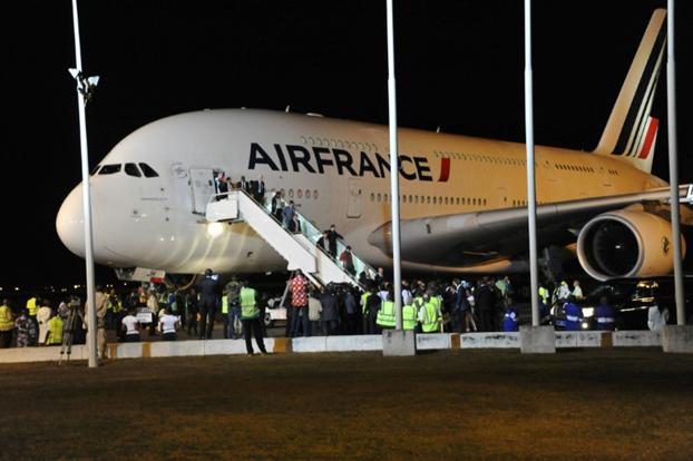 Un Airbus A380 d'Air France découvre que la Terre est plate ! - La 3eme Guerre Mondiale a déjà…
