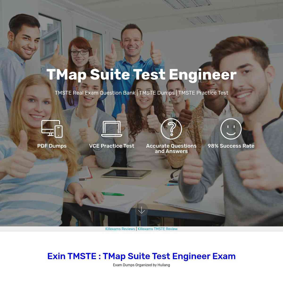 Do not waste time, Download free TMSTE Study Guide and Practice Test