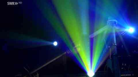 Spektakuläre Lichtinstallation | SWR Fernsehen | SWR