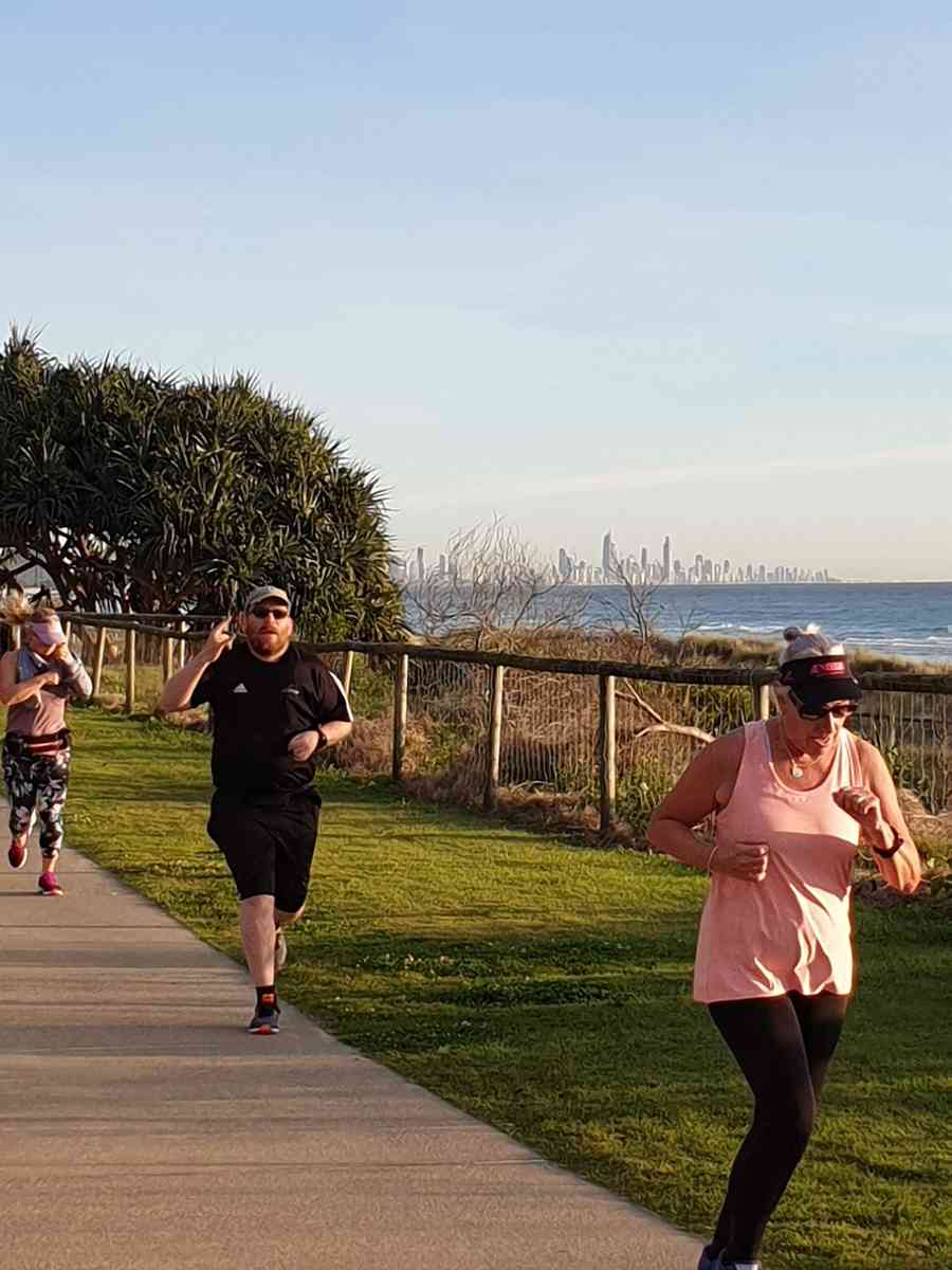 08. Kirra Parkrun, and Gold Coast to Sydney