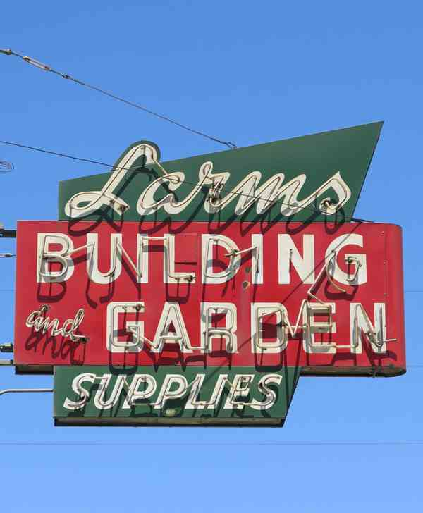Larm's Building and Garden Supplies - Oakland, Calif.