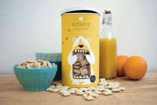 Beehive packaging