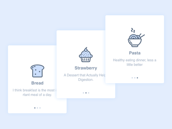 Food by Gale P🚣 - Dribbble