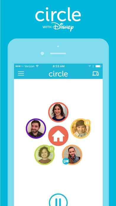 Circle Home for iOS