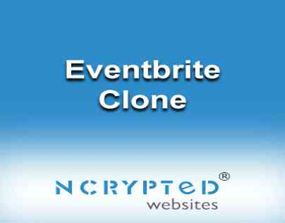Eventbrite Clone from NCrypted