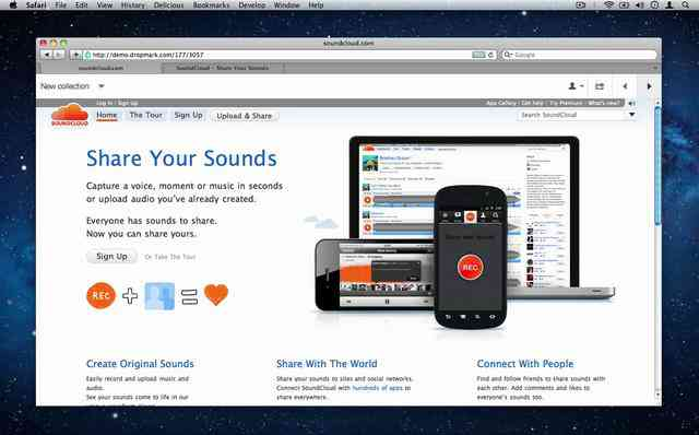 Collaborative audio playlists
