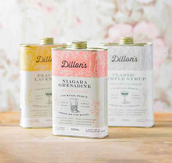 Dillon's Cocktail Syrups