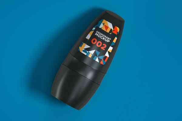 $ Deodorant Mockup