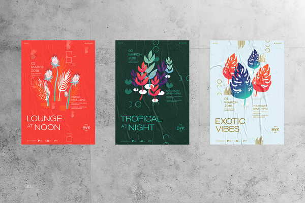 Music Event Posters/Promo