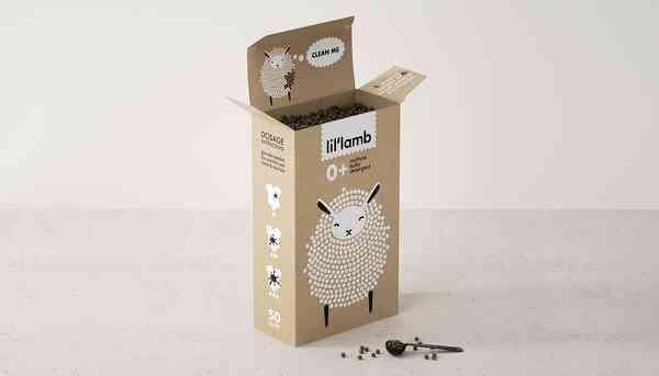 Baby Detergent   Box
