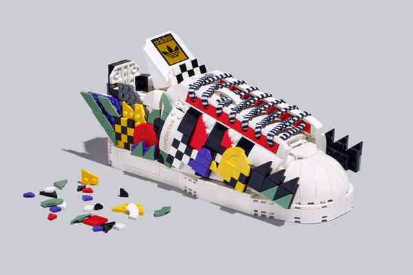 LEGO x Leta. Adidas Artist Collaboration