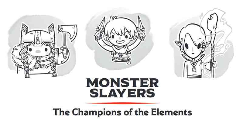 Game - D&D MS: The Champions of Elements (free PDF)