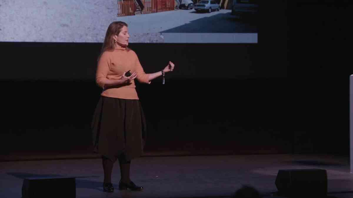 Paola Antonelli - conference at KIKK Festival 2018