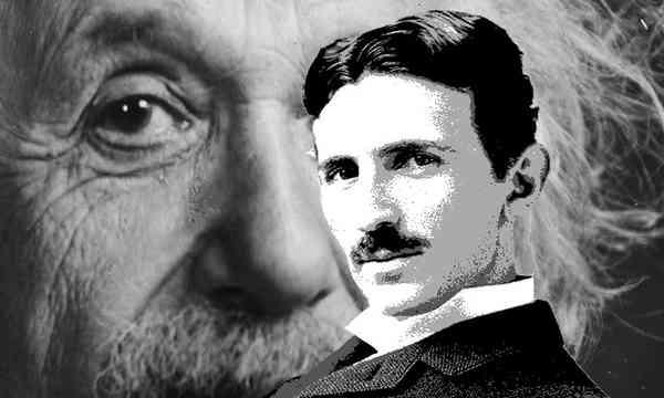 Nikola Tesla - Eden Saga