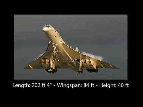 (1) Operation Concorde sur la Terre Plate: pourquoi sa mise à terre ? V.O. ANG. visuel. - YouTube