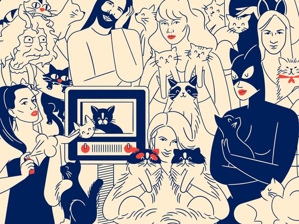 Cat Collage
