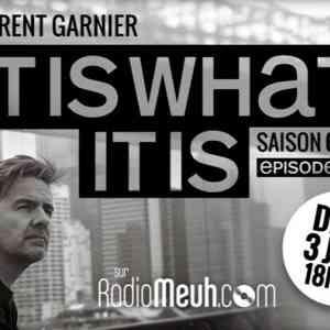 "Trunkline - Laurent Garnier speaks about Trunkline - ""1st shoot EP"" on his radio show (2016, Januar…"