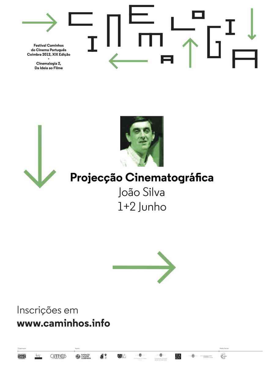 Cinemalogia 2 - A Projecção Cinematográfica com João Silva