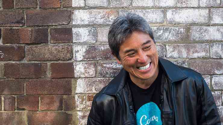 Guy Kawasaki's Advice for Aspiring Entrepreneurs – Lean Startup Co. Blog – Medium