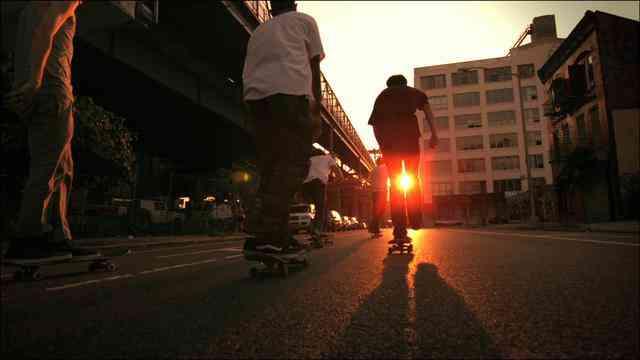 8 Hours in Brooklyn on Vimeo