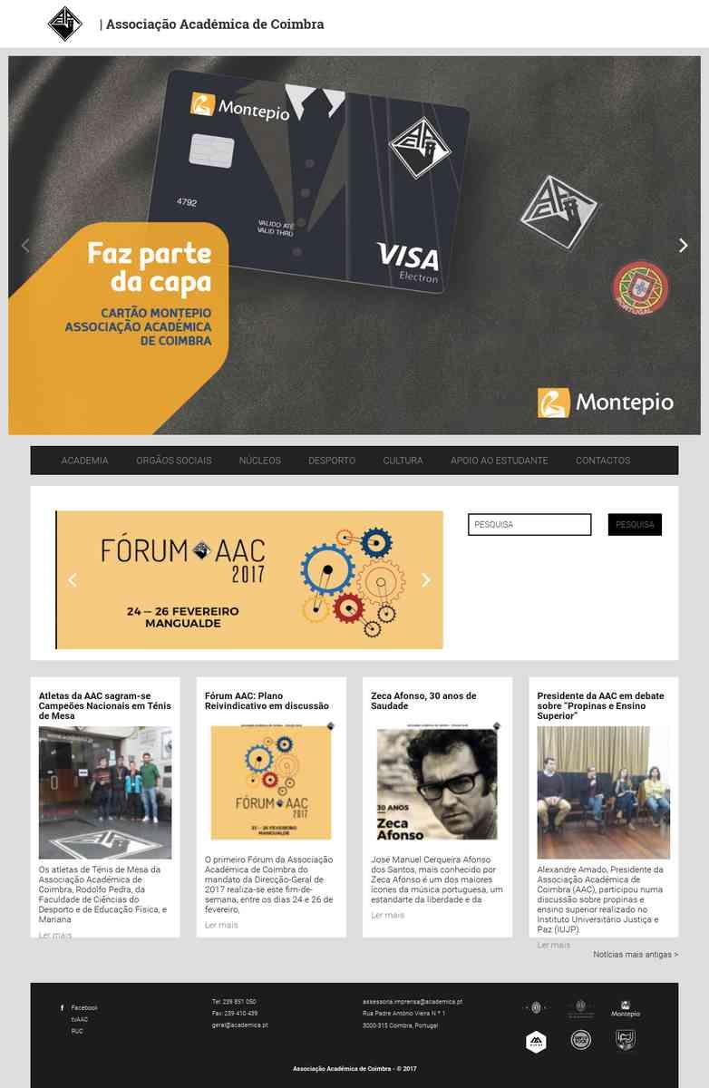 Cinemalogia 3: da ideia ao filme | Associação Académica de Coimbra