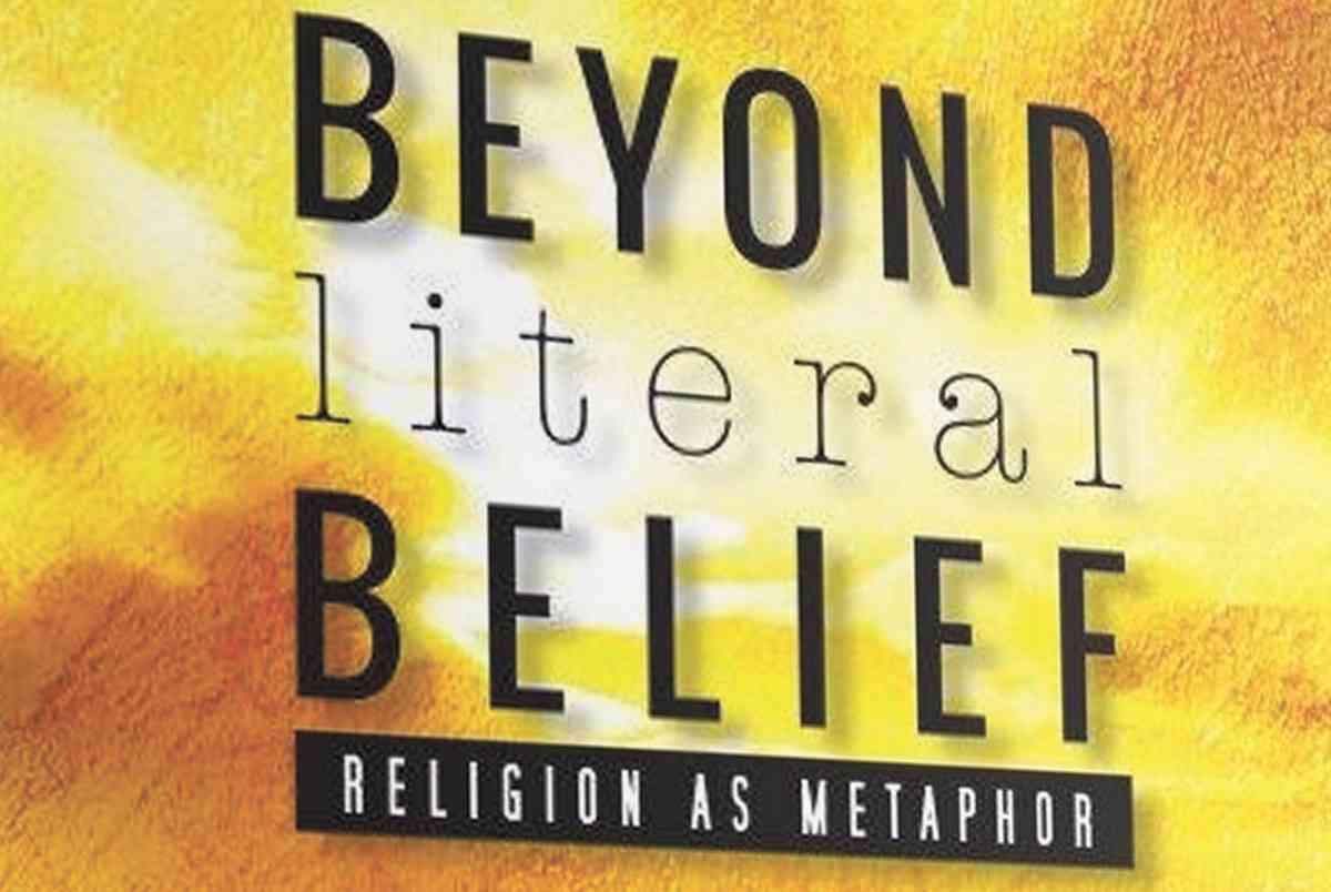Beyond Literal Belief- Religion As Metaphor - Garth Jones - Medium