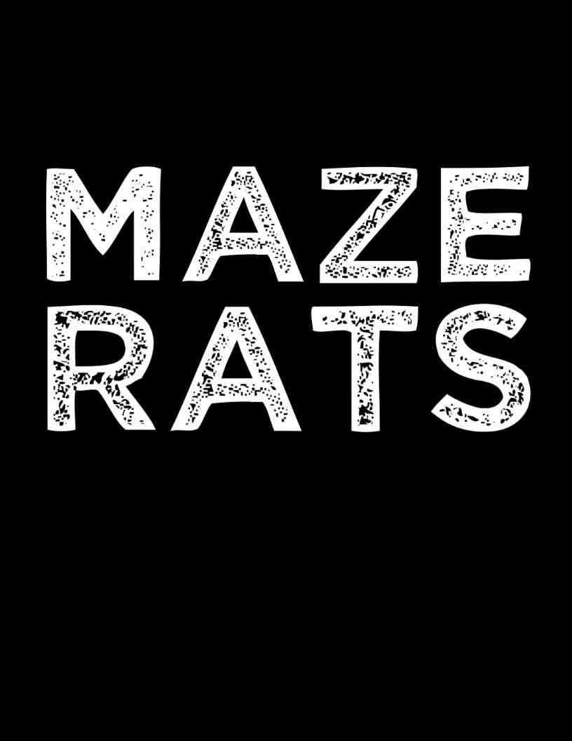 Game - Maze Rats (PWYW)