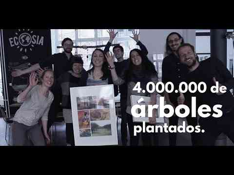 4 milliones de árboles