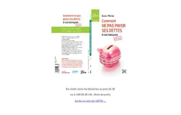 AFUB (Association Française des Usagers des Banques)