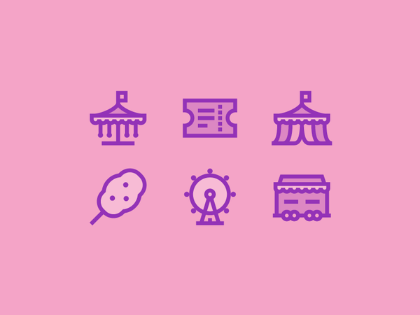 Circus for Flaticon part III