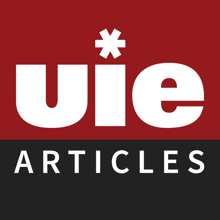 Focusing On What Our Users Shouldn't Focus On UX Articles by UIE