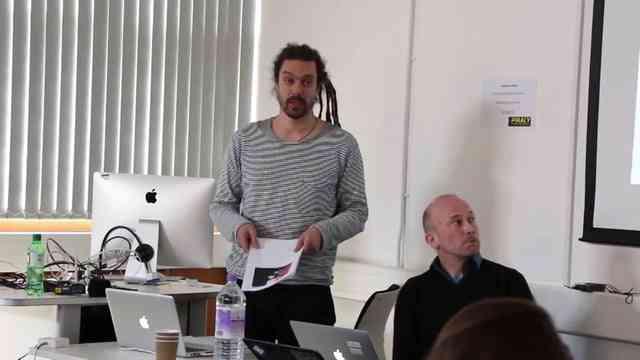 Oliver Lerone Schultz and Adnan Hadzi