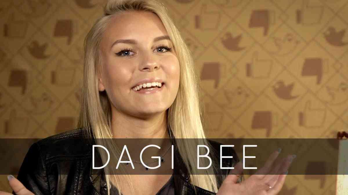 DISSLIKE // DAGI BEE - YouTube