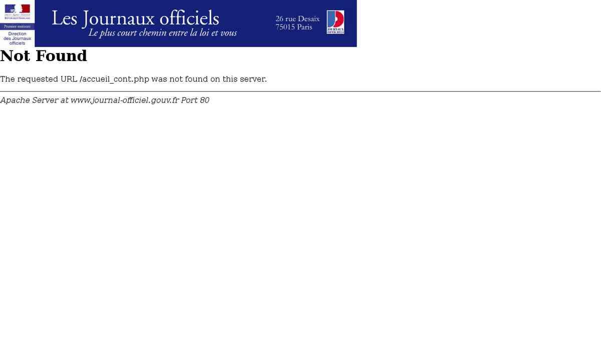 journal-officiel.gouv.fr/accueil.php