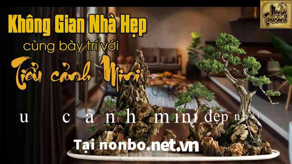 Sản phẩm tiểu cảnh mini đẹp nhất by Công ty tiểu cảnh non bộ (nonbo) on Mobypic…