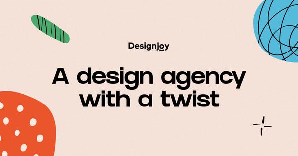 Designjoy - Unlimited Design & Revisions
