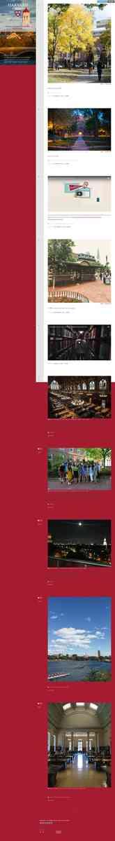 Harvard Blog - on Tumblr