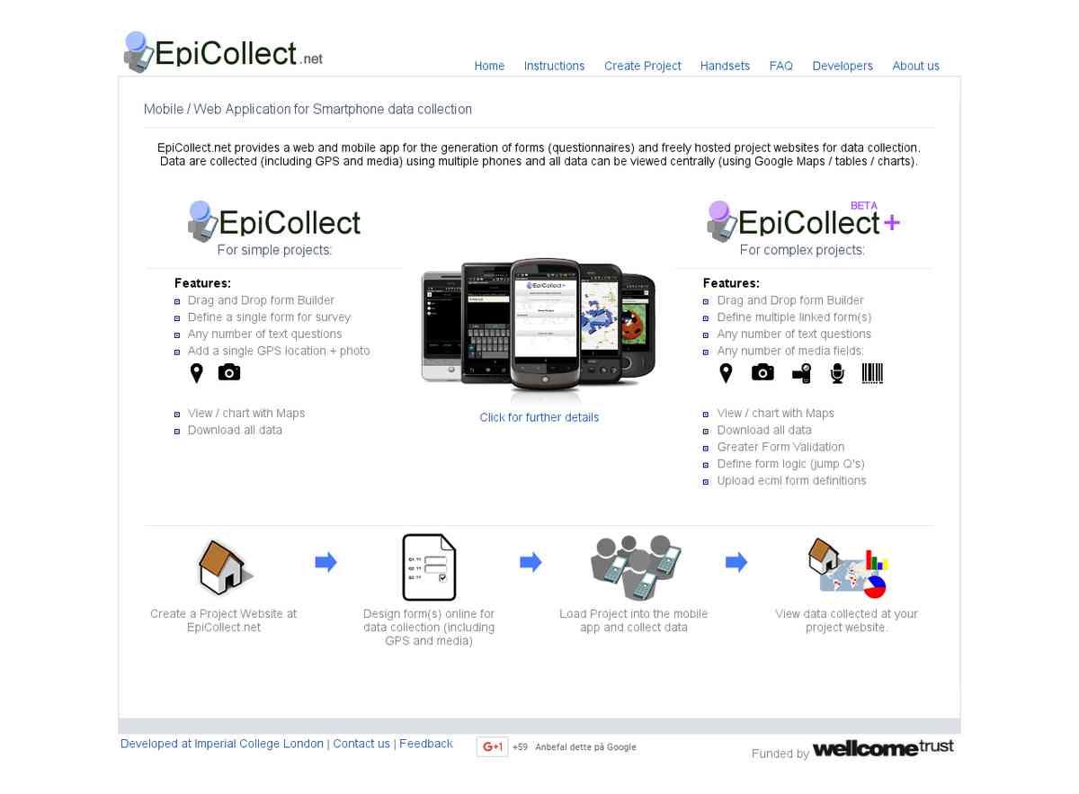 EpiCollect.net