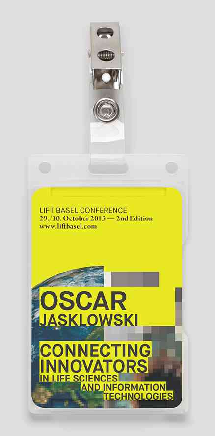 Lift Conference   Badge