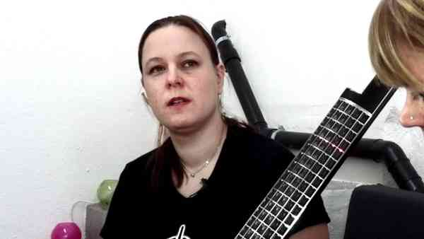 Dragica Kahlina - Klanggeschichten aus der Eigenharp